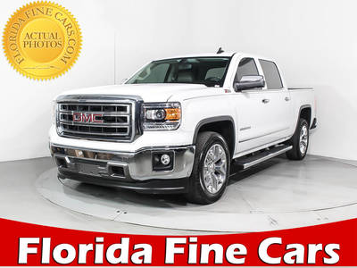 Used GMC SIERRA 2015 MIAMI Slt 2