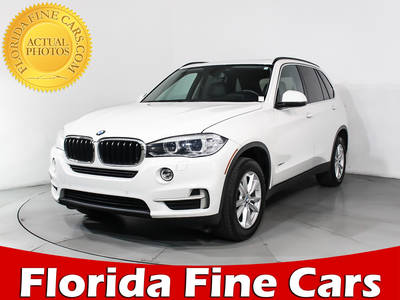 Used BMW X5 2015 MIAMI XDRIVE35I