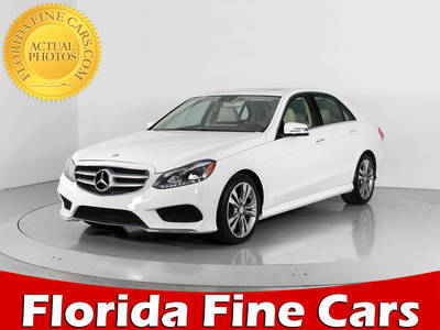 Used MERCEDES E350 2016 WEST PALM E350