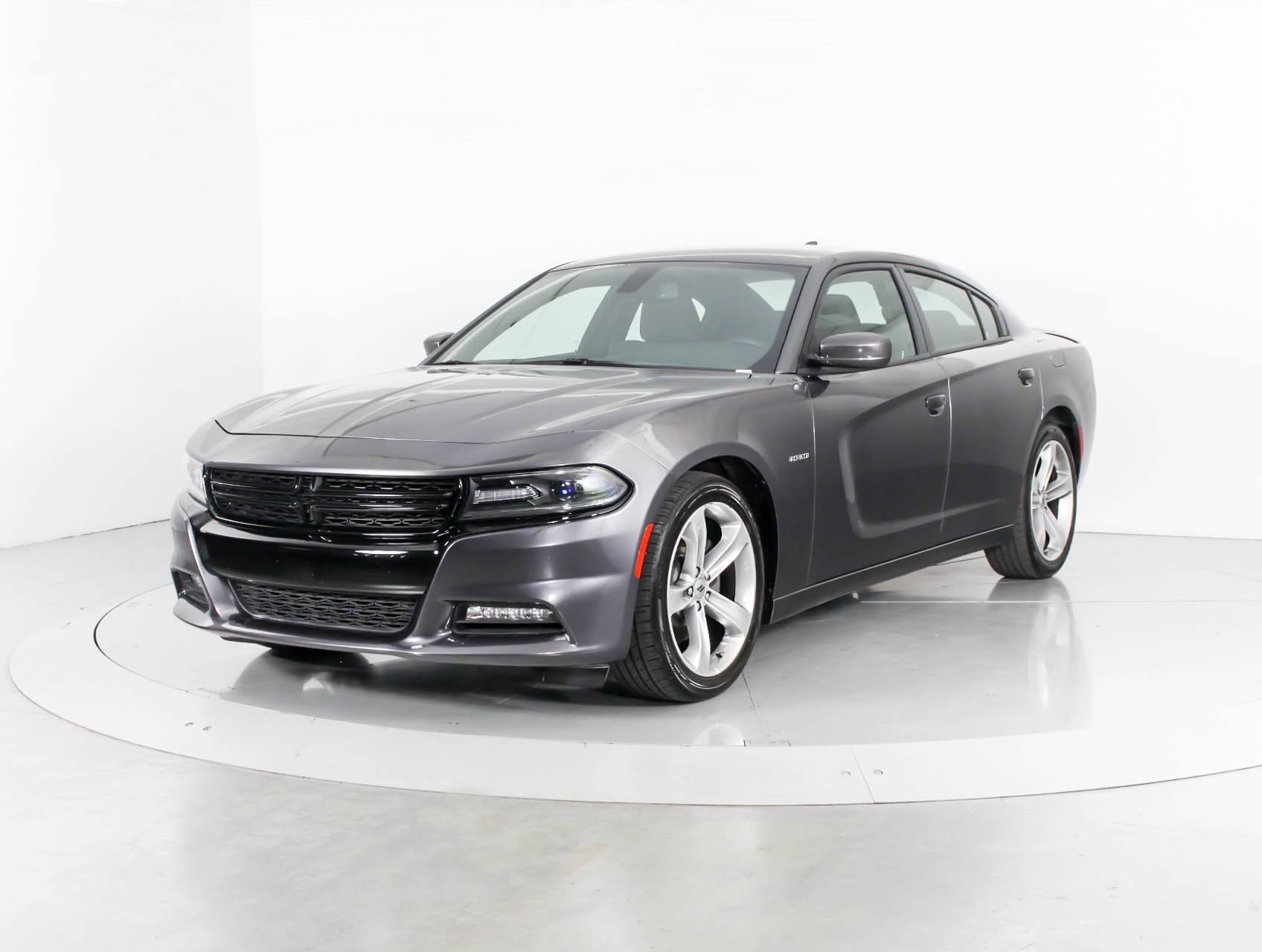 Used 2017 Dodge Charger R T Sedan For Sale In Hollywood Fl 93886 Florida Fine Cars