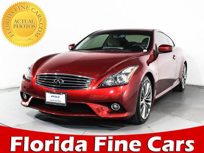 Used INFINITI Q60 2014 HOLLYWOOD S