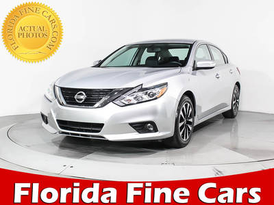 Used NISSAN ALTIMA 2018 MIAMI Sl