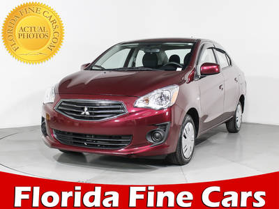 Used MITSUBISHI MIRAGE-G4 2018 MIAMI ES