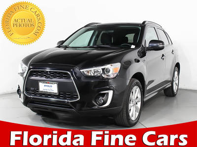 Used MITSUBISHI OUTLANDER-SPORT 2015 HOLLYWOOD Gt