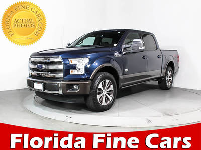 Used FORD F-150 2015 MIAMI King Ranch Fx4