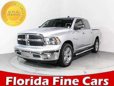 Used RAM 1500 2016 HOLLYWOOD Slt Big Horn 4x4