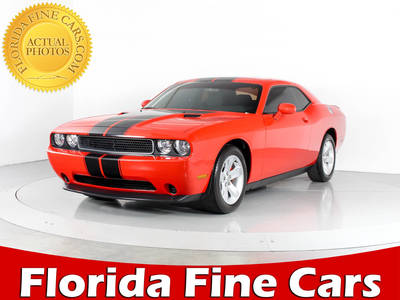 Used DODGE CHALLENGER 2014 WEST PALM SXT