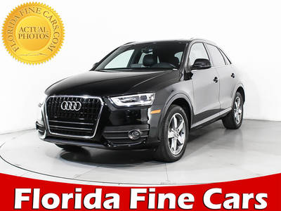 Used AUDI Q3 2015 MIAMI Premium Plus
