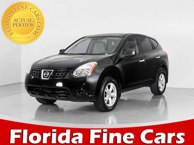 Used NISSAN ROGUE 2010 WEST PALM S
