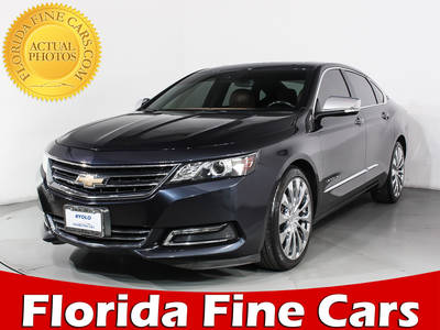 Used CHEVROLET IMPALA 2014 MIAMI Ltz