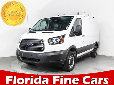 Used FORD TRANSIT-VAN 2017 MIAMI