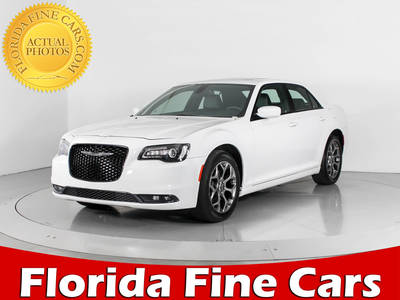Used CHRYSLER 300S 2016 WEST PALM