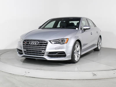 Used AUDI S3 2015 WEST PALM Premium Plus
