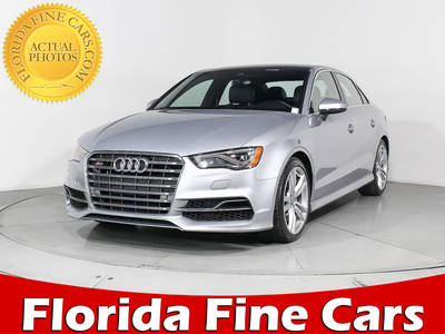 Used AUDI S3 2015 MIAMI Premium Plus