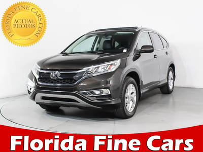 Used HONDA CR-V 2015 WEST PALM EX-L