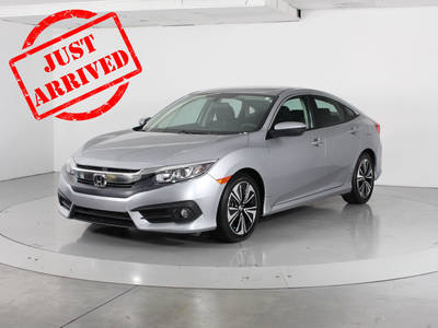 Used HONDA CIVIC 2016 WEST PALM EX-T
