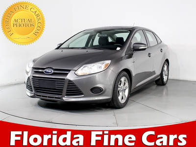Used FORD FOCUS 2014 MIAMI SE