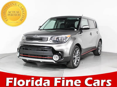 Used KIA SOUL 2017 MIAMI Exclaim