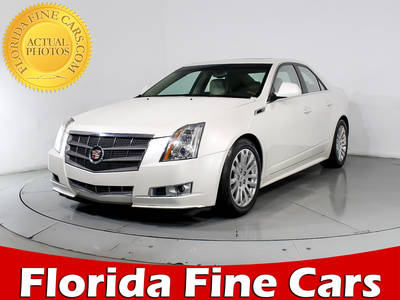 Used CADILLAC CTS 2011 HOLLYWOOD Premium
