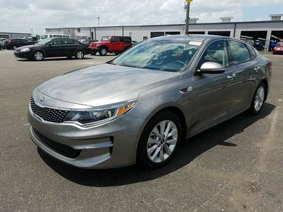 Used KIA OPTIMA 2018 HOLLYWOOD EX