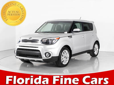 Used KIA SOUL 2017 WEST PALM Plus