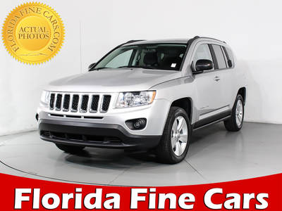 Used JEEP COMPASS 2013 HOLLYWOOD SPORT