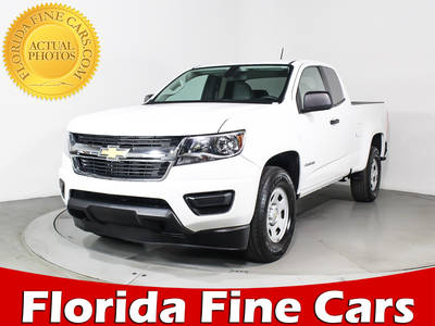 Used CHEVROLET COLORADO 2016 HOLLYWOOD WORK TRUCK