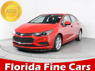 Used CHEVROLET CRUZE 2016 MIAMI LT