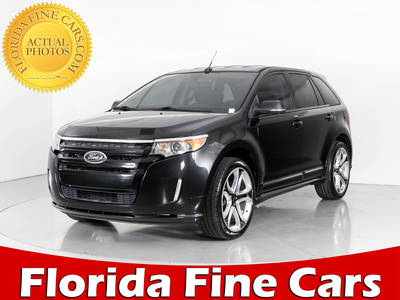Used FORD EDGE 2013 WEST PALM SPORT