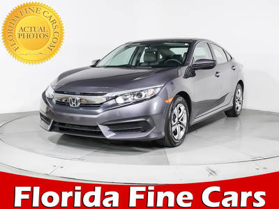 Used HONDA CIVIC 2016 MIAMI LX