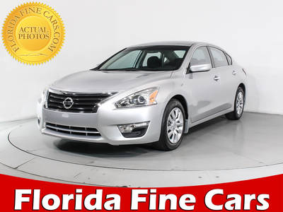 Used NISSAN ALTIMA 2015 MIAMI S