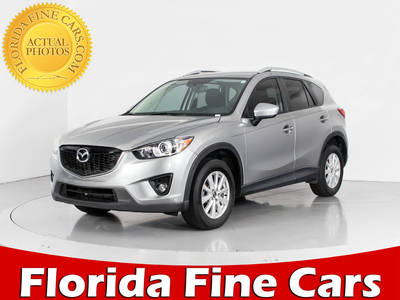 Used MAZDA CX-5 2013 WEST PALM TOURING