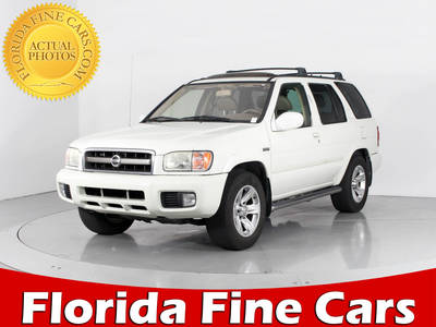 Used NISSAN PATHFINDER 2004 WEST PALM