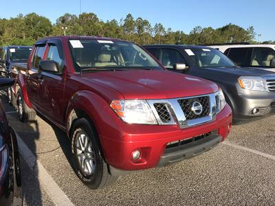 Used NISSAN FRONTIER 2015 WEST PALM Sv