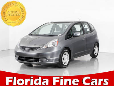 Used HONDA FIT 2013 WEST PALM