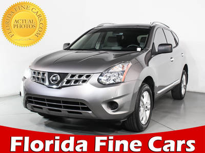 Used NISSAN ROGUE-SELECT 2015 MIAMI S