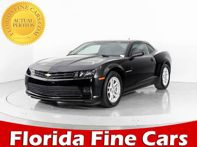 Used CHEVROLET CAMARO 2015 WEST PALM 2LS