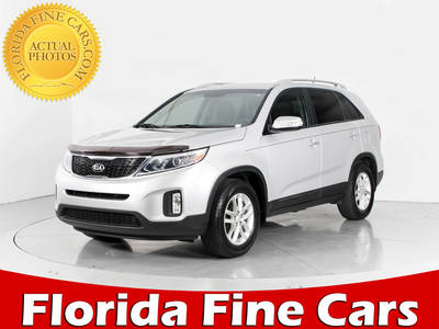 Used KIA SORENTO 2014 WEST PALM Lx