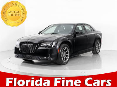 Used CHRYSLER 300S 2015 WEST PALM S