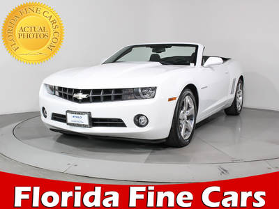 Used CHEVROLET CAMARO 2012 MIAMI 1LT