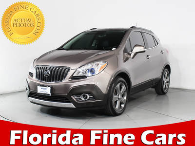 Used BUICK ENCORE 2014 MIAMI LEATHER