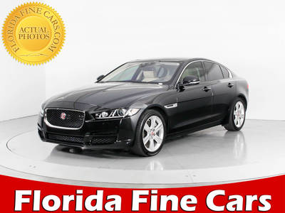 Used JAGUAR XE 2017 WEST PALM PREMIUM