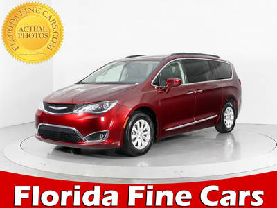 Used CHRYSLER PACIFICA 2017 MARGATE TOURING L