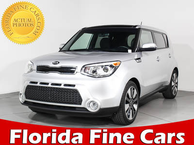 Used KIA SOUL 2015 MIAMI Exclaim