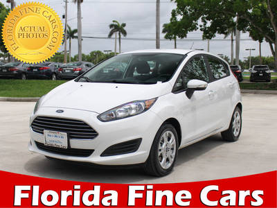 Used FORD FIESTA 2016 MARGATE SE