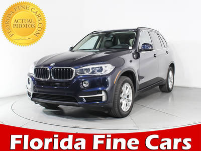 Used BMW X5 2015 MIAMI SDRIVE35I