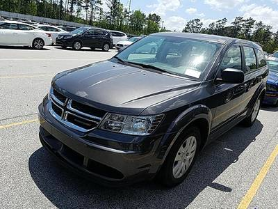 Used DODGE JOURNEY 2014 MIAMI SE