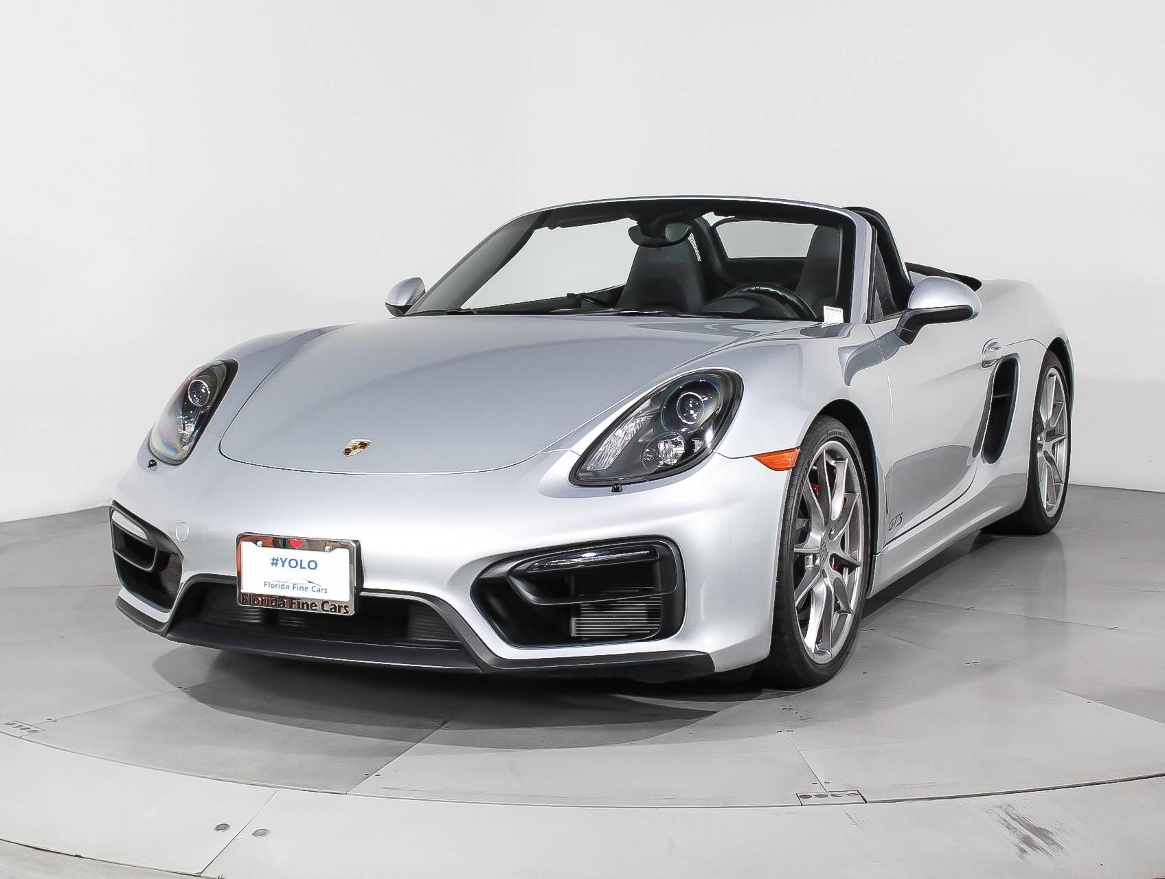 Used 2015 Porsche Boxster Gts Convertible For Sale In Miami
