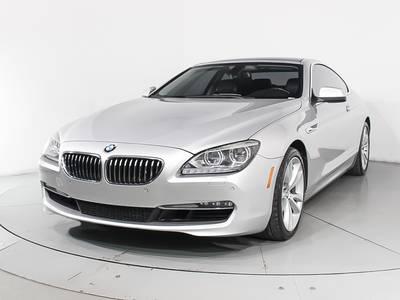 Used BMW 6-SERIES 2012 MIAMI 640I