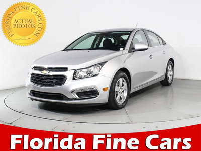 Used CHEVROLET Cruze 2016 MIAMI Limited 1lt